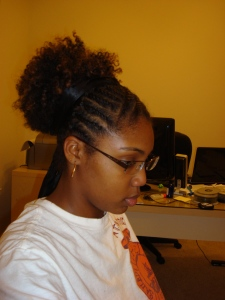 Natural Hair Styles