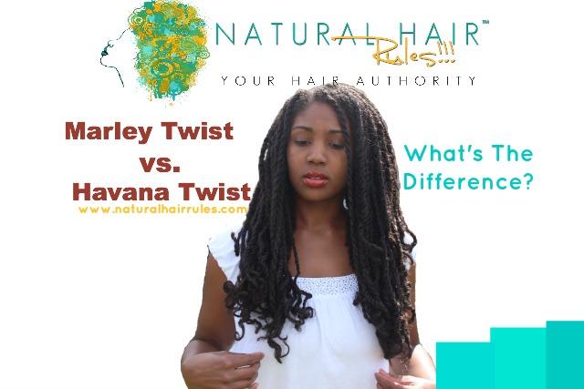 Marley Twist Vs Havana Twist