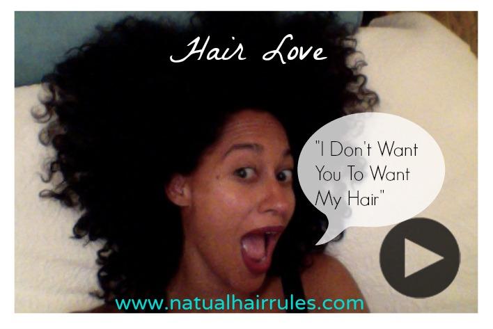Tracee Ellis Ross Hair Love