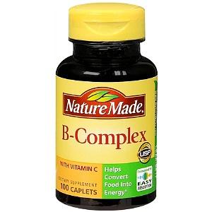 B-Complex Vitamin for Hair Growth