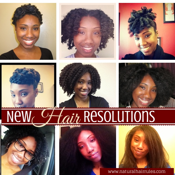 New Hair Resolutions