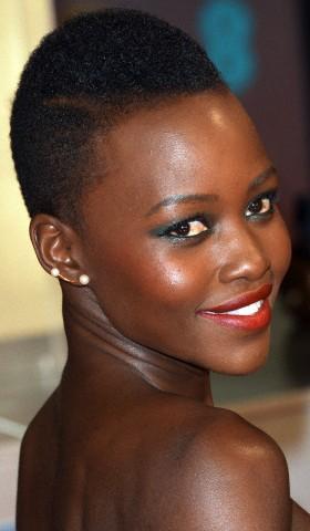 Lupita Nyong'o's Hair