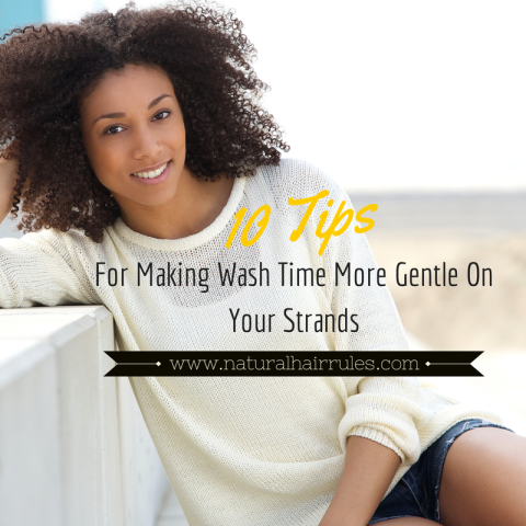 10 Tips for Wash TIme